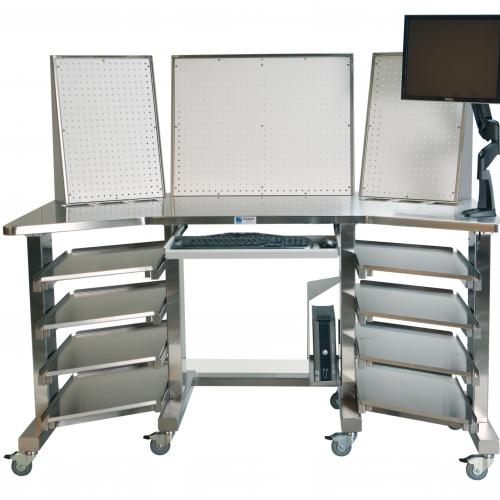 CDS-1000 Instrument Assembly Station