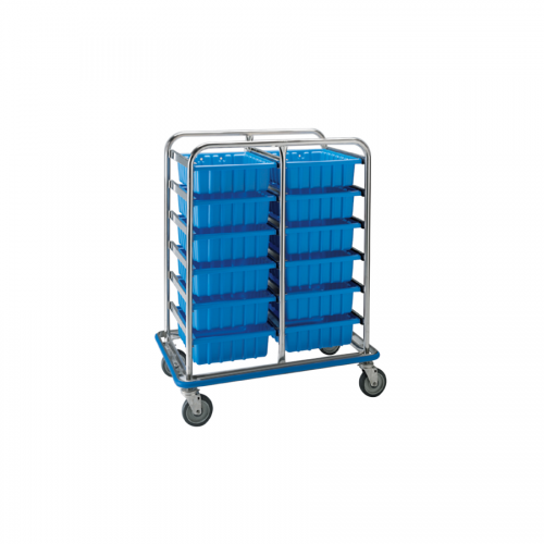 CDS-152-12 Tote Box Cart