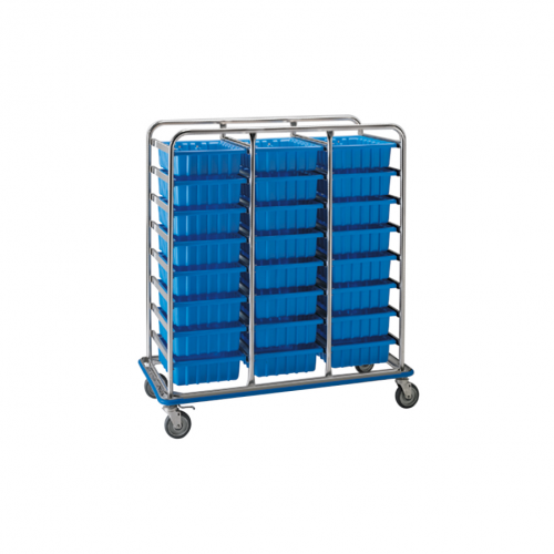 CDS-152-24 Tote Box Cart