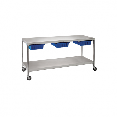 CDS-2472 Central Supply Table Heavy Duty