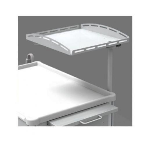 Swiveling Monitor Shelf