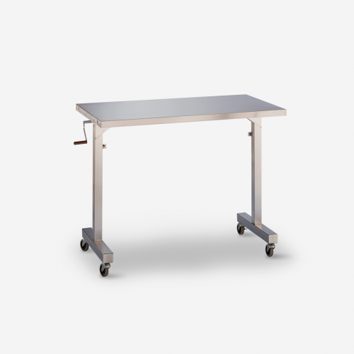 ITA-4824 Adjustable Height Instrument Table 36