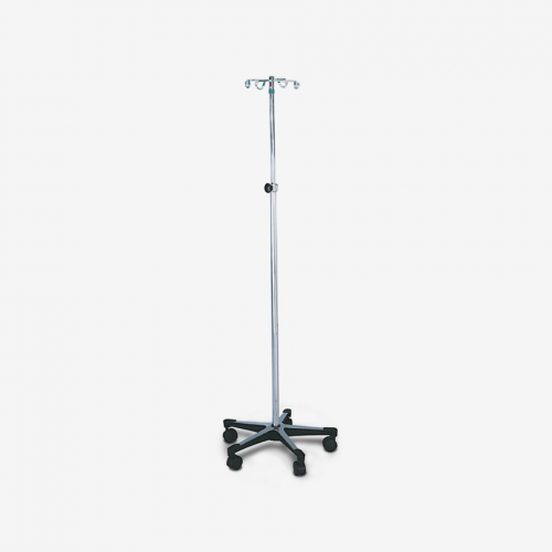 IVP-6050 IV Pole, Heavy-Duty