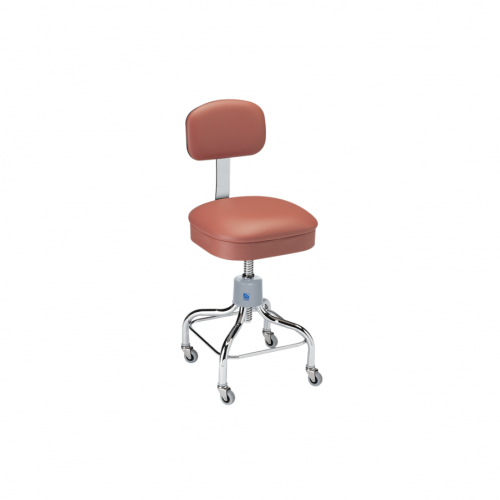 P-51 Chrome Stool