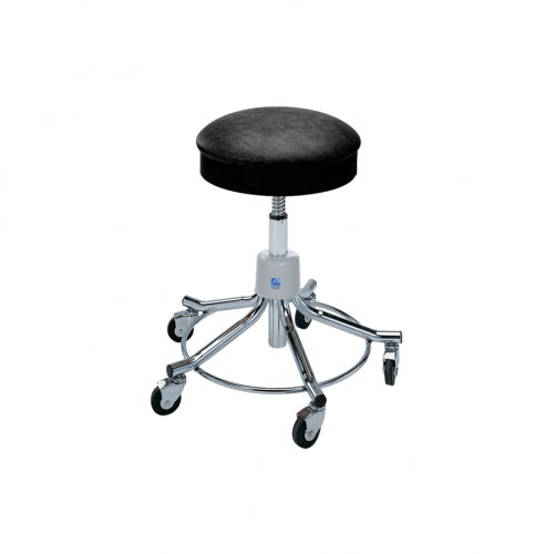 P-536 Chrome Stool