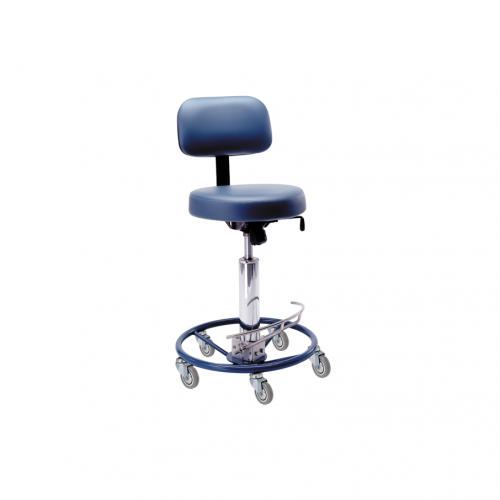 P-6000 Hydraulic Surgeon's Chair, STERIL-GARD