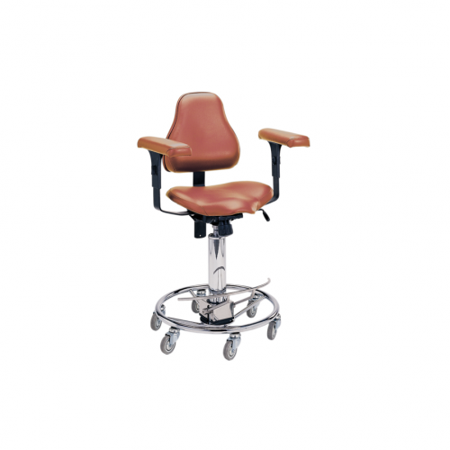 P-7000 Hydraulic Surgeon Chair, STERIL-GARD