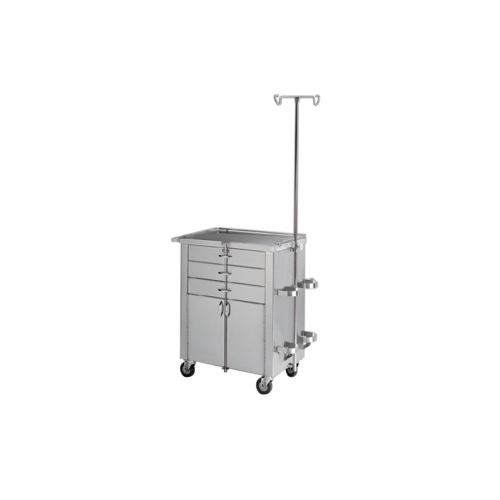 P-7202-C Cardiac and Anesthetist Cabinet