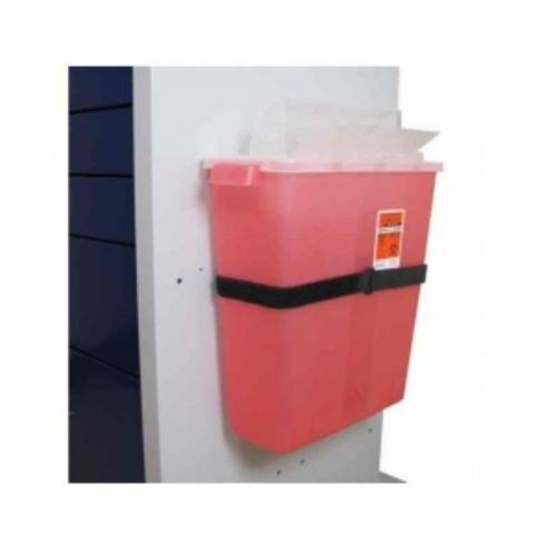 Sharps Container w/Bracket
