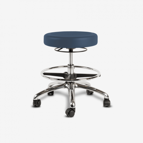 ST-6240 Pneumatic Stylus Hand Operated Stool