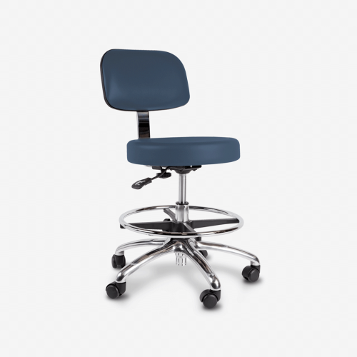 ST-6280 Pneumatic Stylus Hand Operated Stool