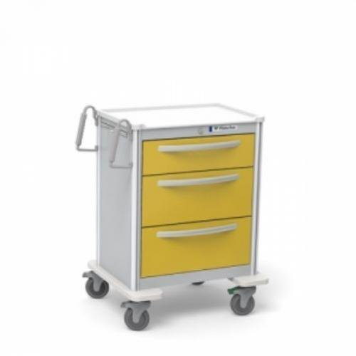 3-Drawer Medium  Isolation Cart