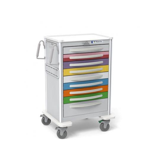 9-Drawer X-Tall PEDIATRIC Cart